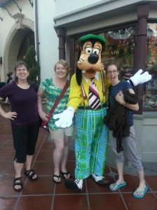 It's Goofy!