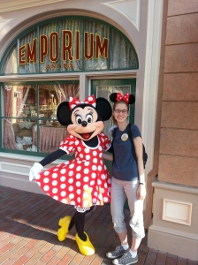 Me and Minnie!