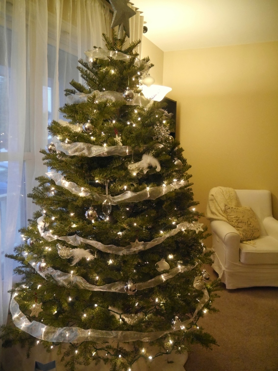 Kaitlin and Kevin's Christmas tree