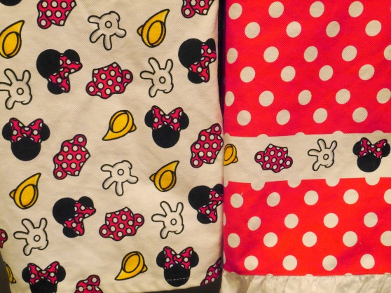 006 disney dish cloths
