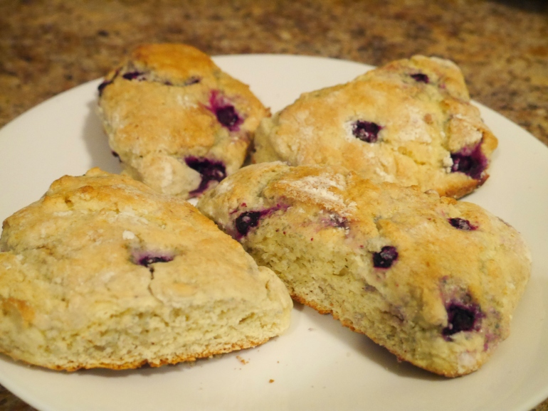 Scones! They're yummy.