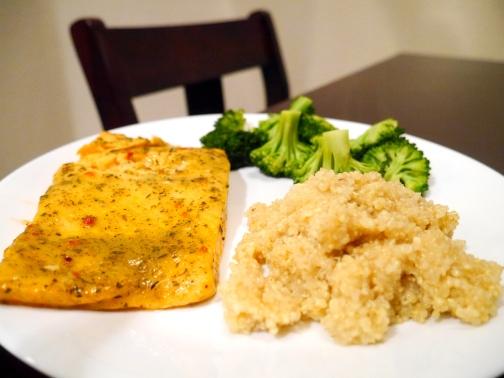 026 salmon dinner